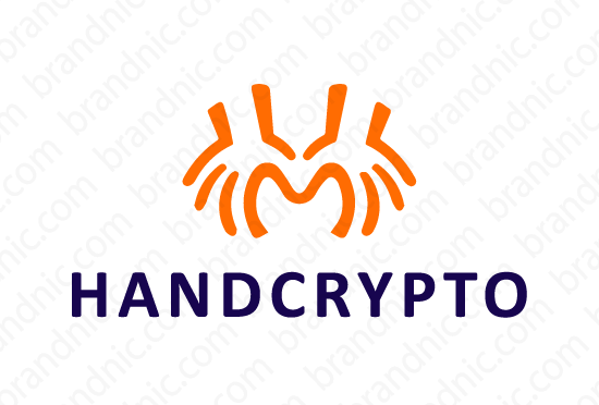 Handcrypto.com - Buy this brand name at Brandnic.com