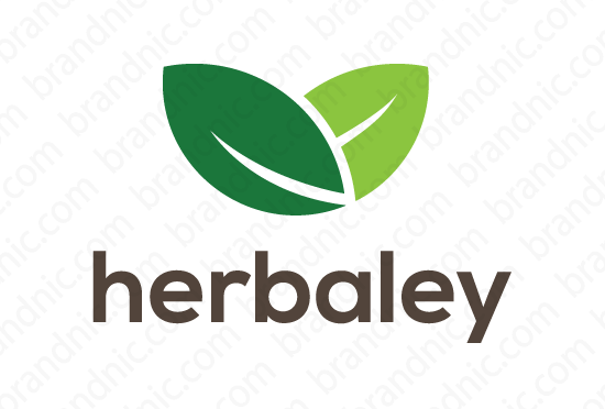 Herbaley.com - Buy this brand name at Brandnic.com