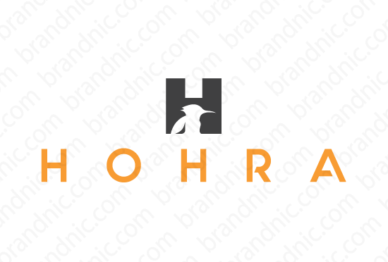 Hohra.com - Buy this brand name at Brandnic.com