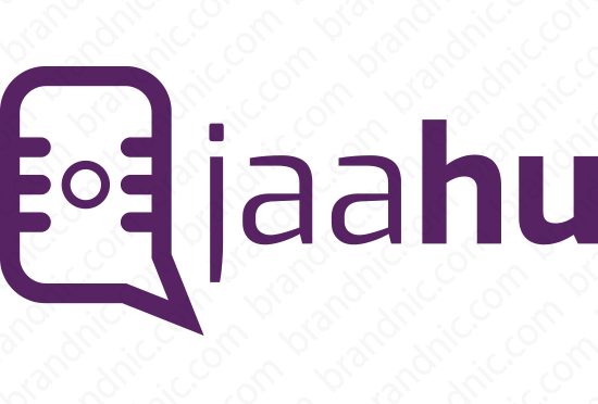 Jaahu.com - Buy this brand name at Brandnic.com