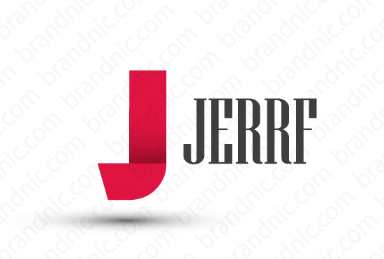Jerrf.com - Buy this brand name at Brandnic.com