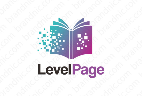 Levelpage.com - Buy this brand name at Brandnic.com
