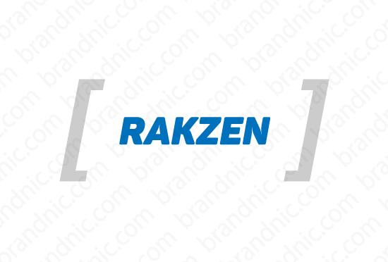 Rakzen.com - Buy this brand name at Brandnic.com
