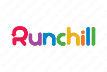 runchill.com logo