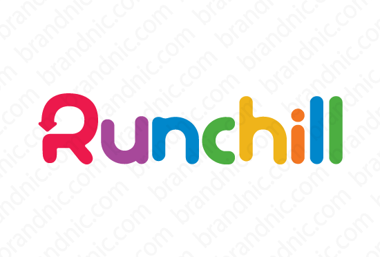 Runchill.com - Buy this brand name at Brandnic.com