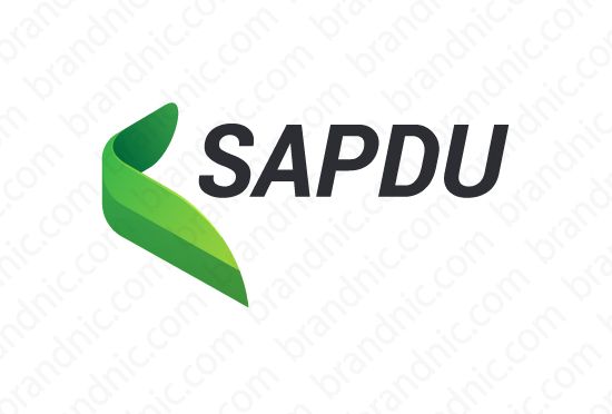 Sapdu.com - Buy this brand name at Brandnic.com
