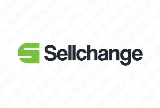 Sellchange.com - Buy this brand name at Brandnic.com