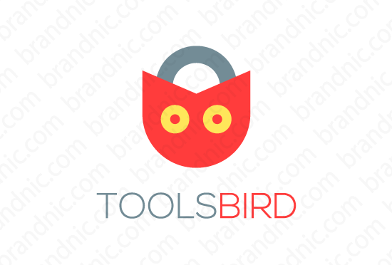 Toolsbird.com - Buy this brand name at Brandnic.com
