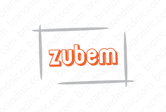 Zubem.com - Buy this brand name at Brandnic.com