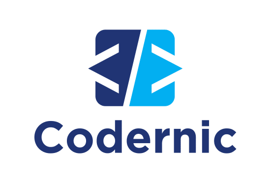 Codernic.com logo large