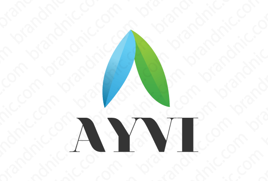 Ayvi.com - Buy this brand name at Brandnic.com