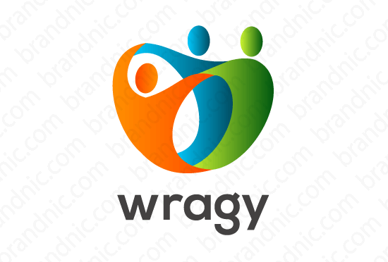 Wragy.com - Buy this brand name at Brandnic.com