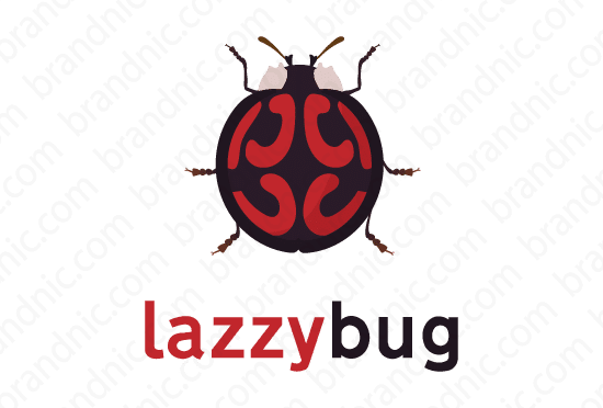 Lazzybug.com – Buy this premium domain brand name at Brandnic.com