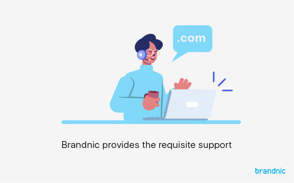 Brandnic helps to get you a premium domain name for your business