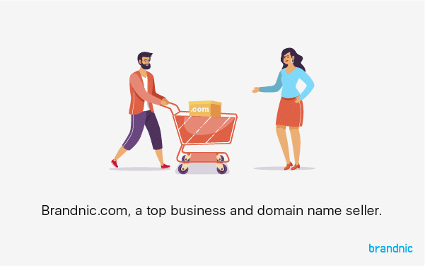 Registering your domain name