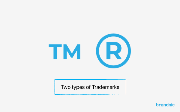 Two Kind of Trademarks