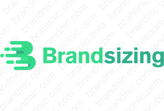 Brandsizing.com- Buy this brand name at Brandnic.com