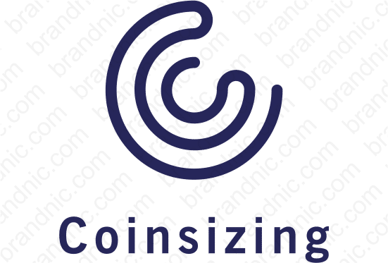 Coinsizing.com- Buy this brand name at Brandnic.com