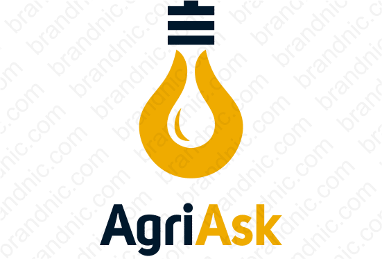 AgriAsk.com- Buy this brand name at Brandnic.com
