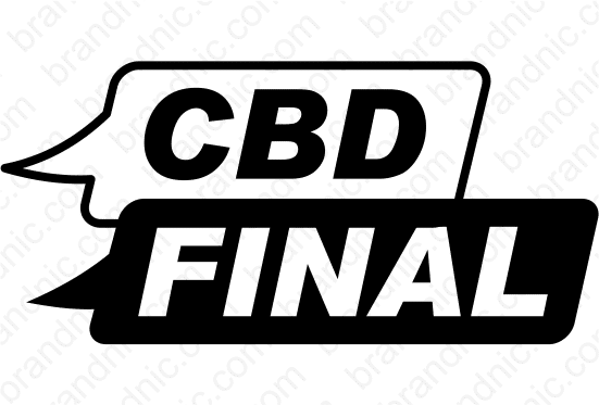 CBDFinal.com- Buy this brand name at Brandnic.com