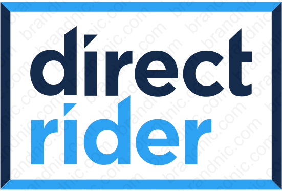 DirectRider.com- Buy this brand name at Brandnic.com