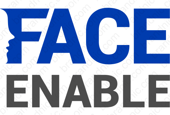 FaceEnable.com- Buy this brand name at Brandnic.com