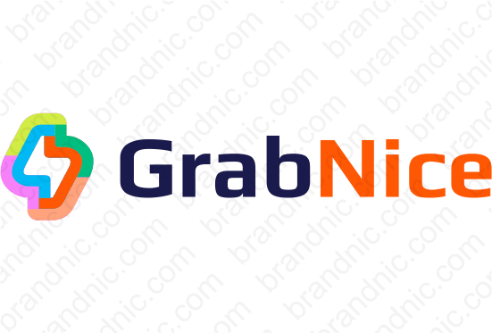 GrabNice.com- Buy this brand name at Brandnic.com