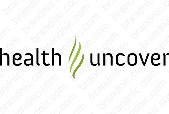 HealthUncover.com- Buy this brand name at Brandnic.com