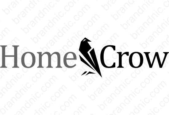 HomeCrow.com- Buy this brand name at Brandnic.com
