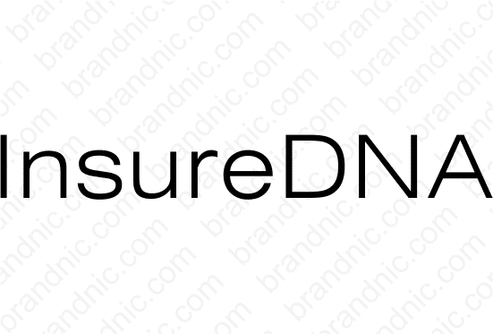 InsureDNA.com- Buy this brand name at Brandnic.com