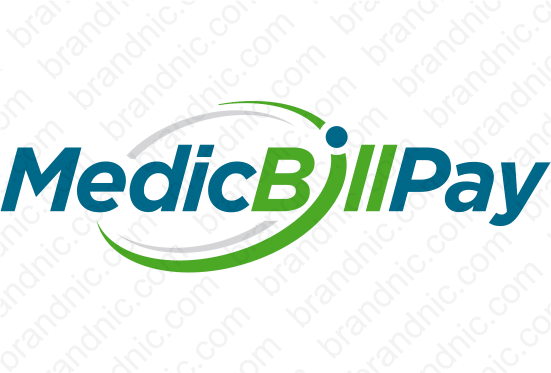 MedicBillPay.com- Buy this brand name at Brandnic.com