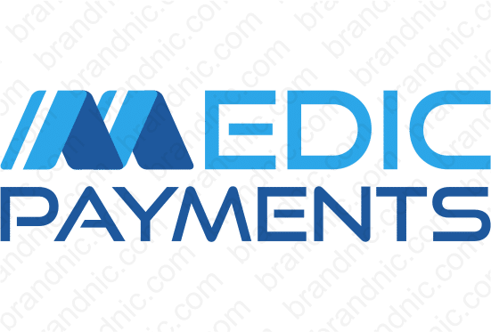 MedicPayments.com- Buy this brand name at Brandnic.com