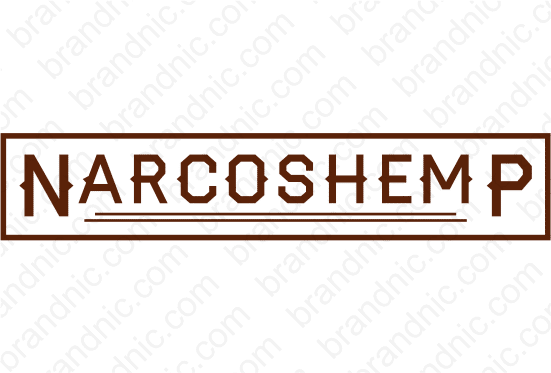 NarcosHemp.com- Buy this brand name at Brandnic.com