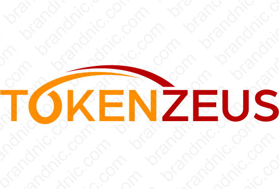 TokenZeus.com- Buy this brand name at Brandnic.com