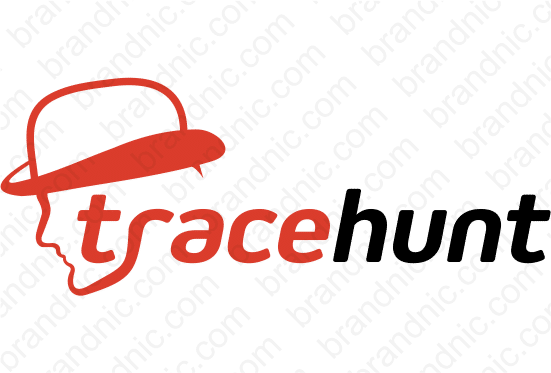 TraceHunt.com- Buy this brand name at Brandnic.com