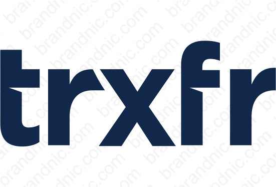 Trxfr.com- Buy this brand name at Brandnic.com