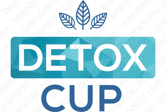 DetoxCup.com- Buy this brand name at Brandnic.com