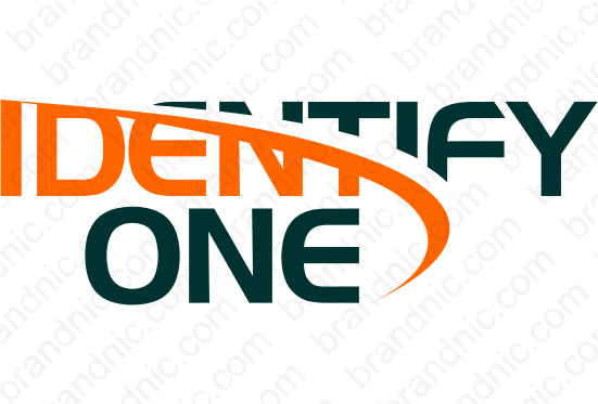 IdentifyOne.com- Buy this brand name at Brandnic.com