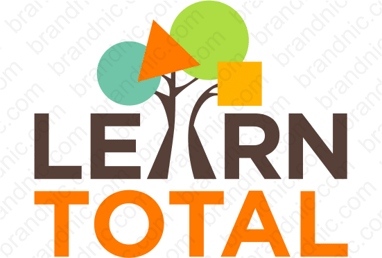 LearnTotal.com- Buy this brand name at Brandnic.com