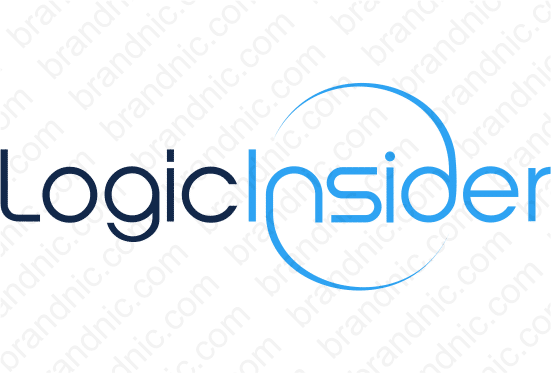 LogicInsider.com- Buy this brand name at Brandnic.com