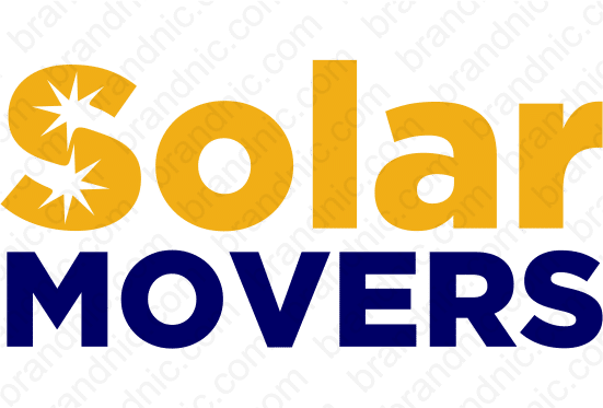 SolarMovers.com- Buy this brand name at Brandnic.com