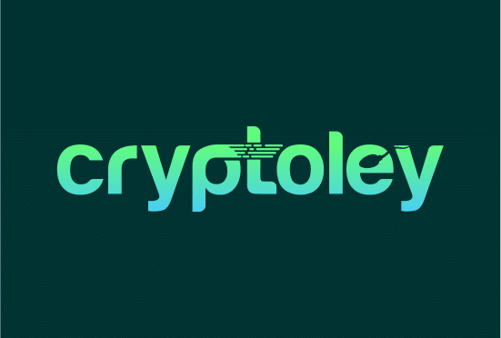 Cryptoley.com- Buy this brand name at Brandnic.com