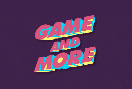 GameAndMore.com- Buy this brand name at Brandnic.com