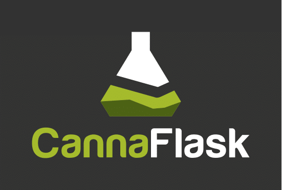 CannaFlask.com logo large