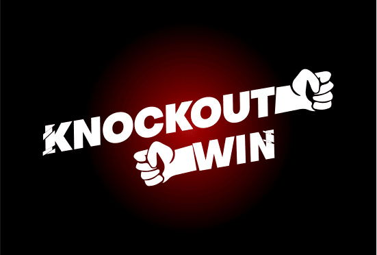 KnockoutWin.com logo large