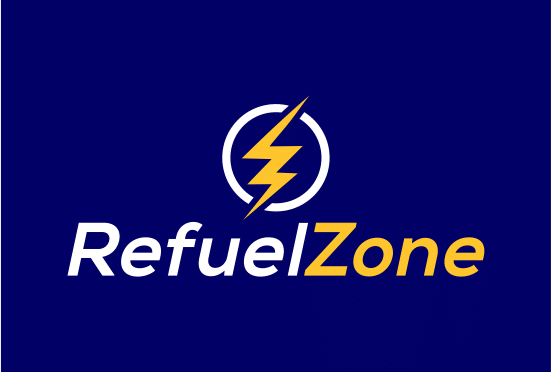 RefuelZone.com logo large