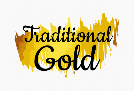 TraditionalGold.com logo large
