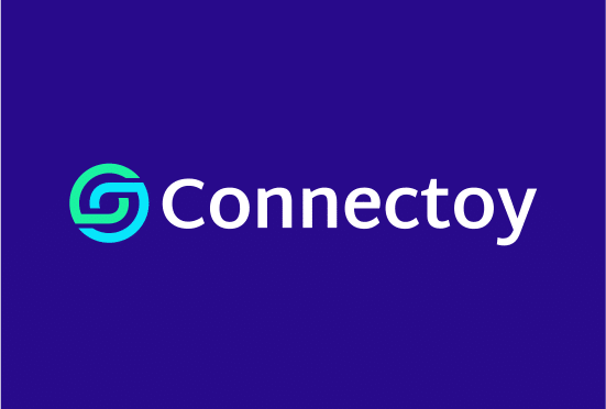 Connectoy.com large logo