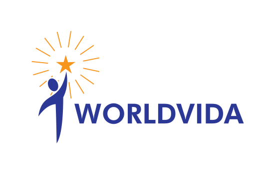 WorldVida.com large logo
